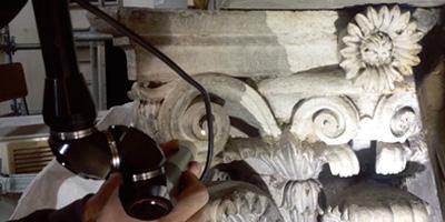 Corso gratuito per TLR – Tecnico laser restauro neodimio/erbio su pietra gesso e dipinti